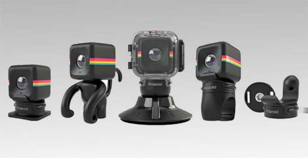 Polaroid Cube akciókamera