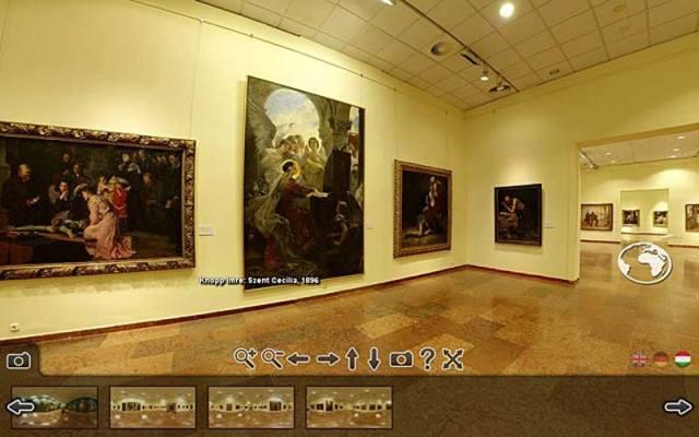 Már öt hazai múzeum is látogatható virtuálisan