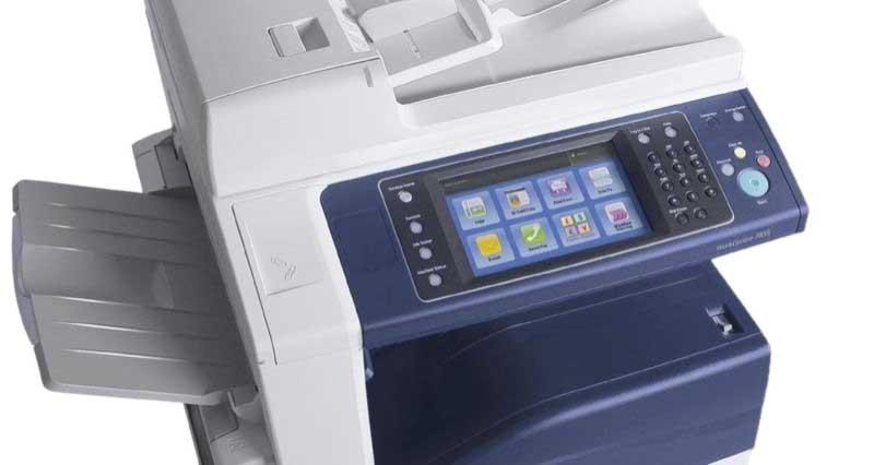 Xerox WorkCentre 7970 nyomtató