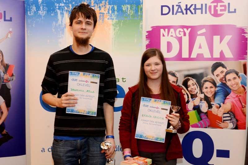 Két informatikus Magyarország legokosabb diákja