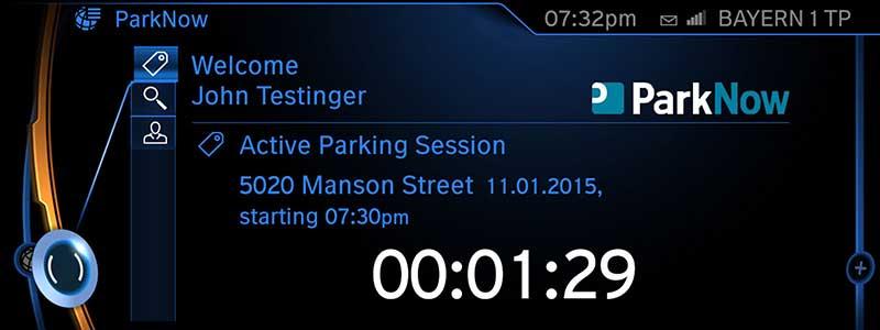 BMW-vel még parkolni is könnyebb