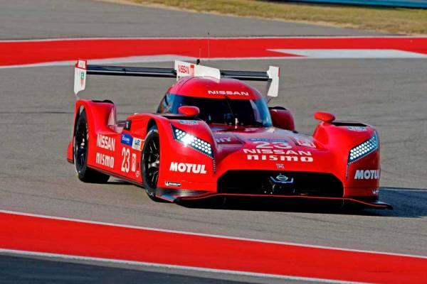 A Michelin lett a Nissan partnere az LM P1 géposztályban