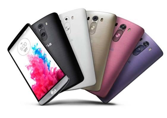 Az LG G3 lett a legjobb okostelefon