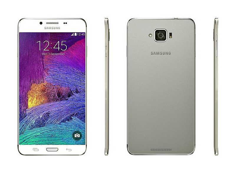 A fém és üveg tökéletes kombinációjából alkotott Samsung Galaxy S6 és Galaxy S6 edge megtestesíti a mobil technológia jövőjét