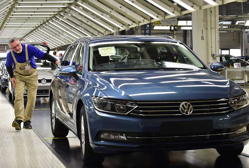 920 700 Volkswagen került piacra