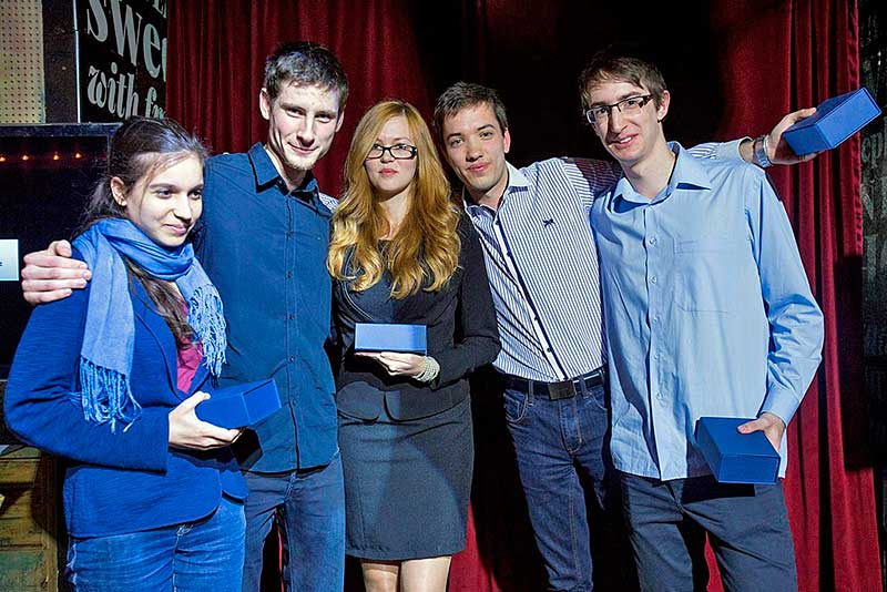 Innovatív fiatalok Microsoft versenye