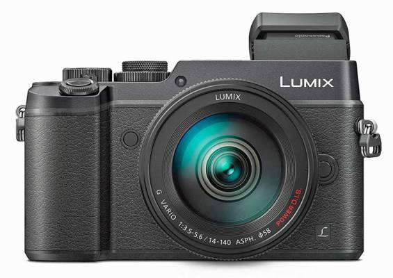 Panasonic Lumix DMC-GX8 digitális fényképezőgép