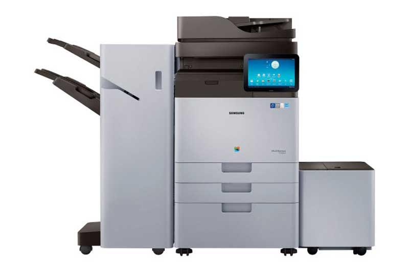 Elismerés a Samsung MX7 multifunkciós nyomtatócsaládjának