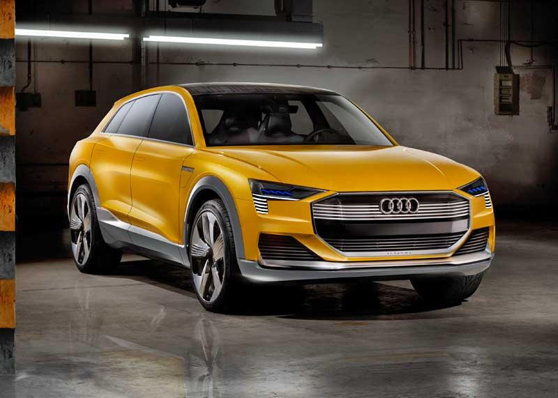 A korszerű Audi A4 allroad quattro minden úton