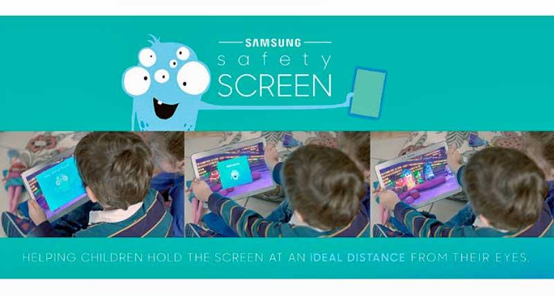 Védi a szemünk egészségét az új Samsung app