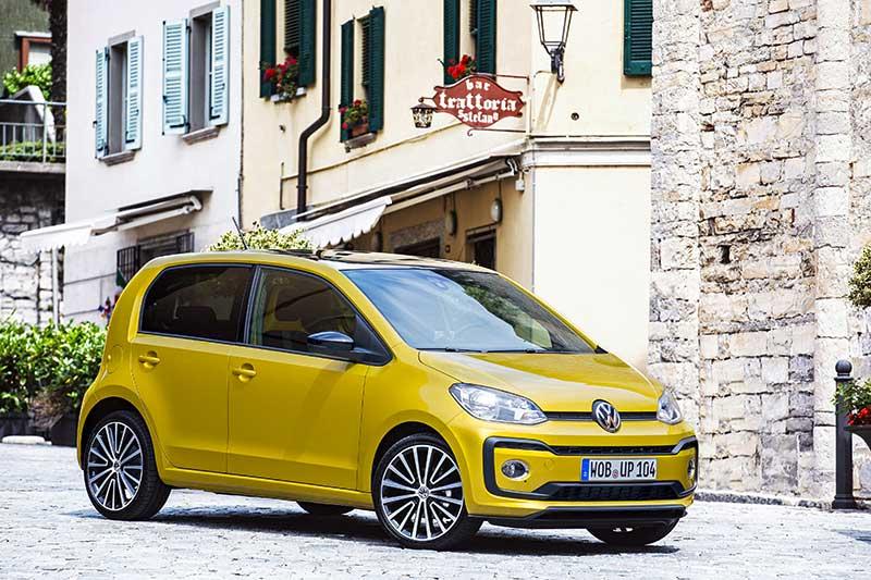 Volkswagen up! – mindenhol elfér