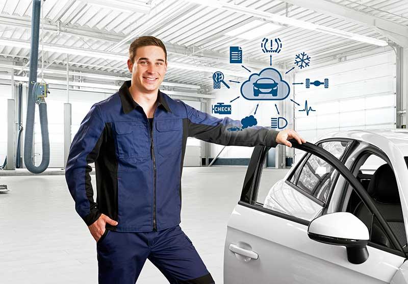 Bosch hálózatba kapcsolt újdonságok