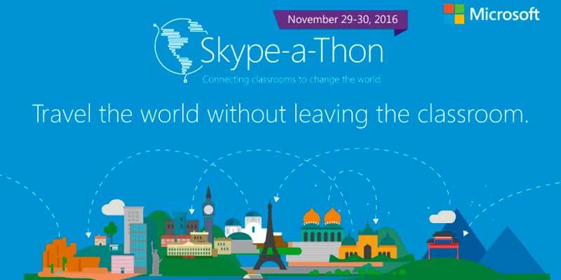 Skype-nap a fővárosi Herman Ottó Általános Iskolában