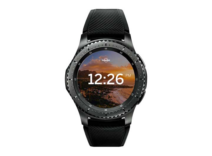A Samsung Gear S3 okosóra támogatja az utazókat is