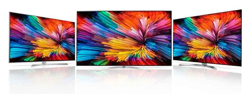 Európában is bemutatkozott az LG 2017-es OLED és nanocellás SUPER UHD tévéje