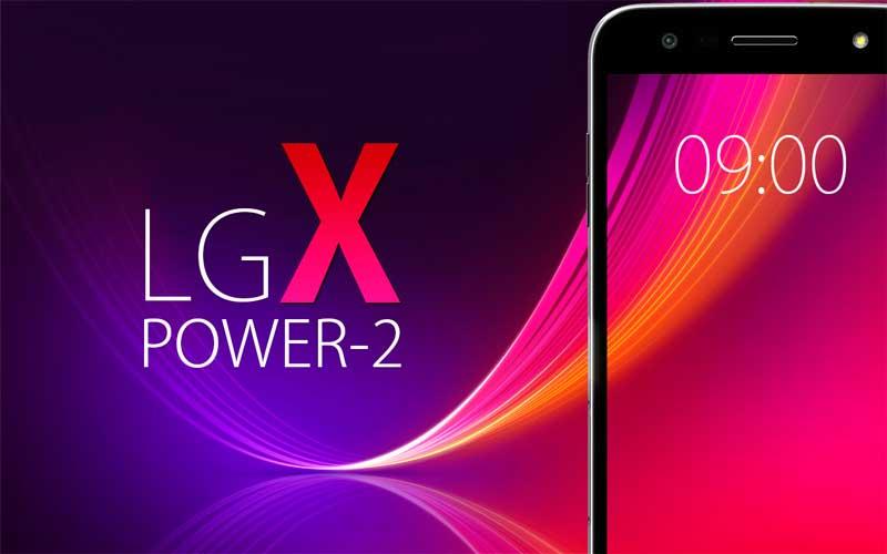 Az LG X power2 már kapható a hazai szolgáltatóknál