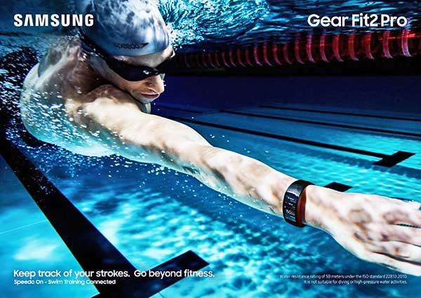 Felkavarják az állóvizet: partnerségre lépett a Speedo és a Samsung