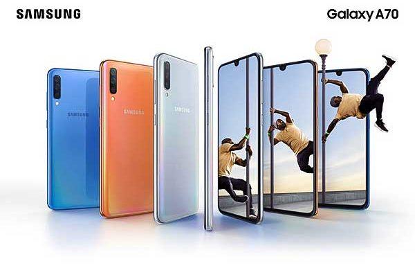 Samsung Galaxy A70 – a modern generáció igényeire szabva