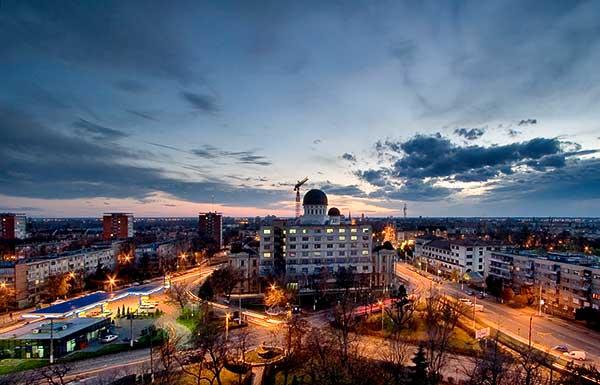 Parkot neveznek el Aradon Török Zsolt hegymászóról