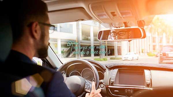 A Bosch megmutatja, hogyan látjuk a világot a jövő okosszemüvegén át