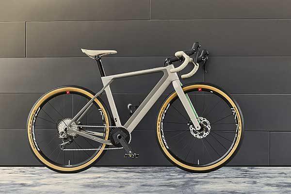 Elért hozzánk is a modern 3T FOR BMW kerékpár
