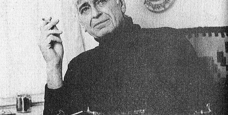 Új monográfia jelent meg a 100 éve született Mészöly Miklósról