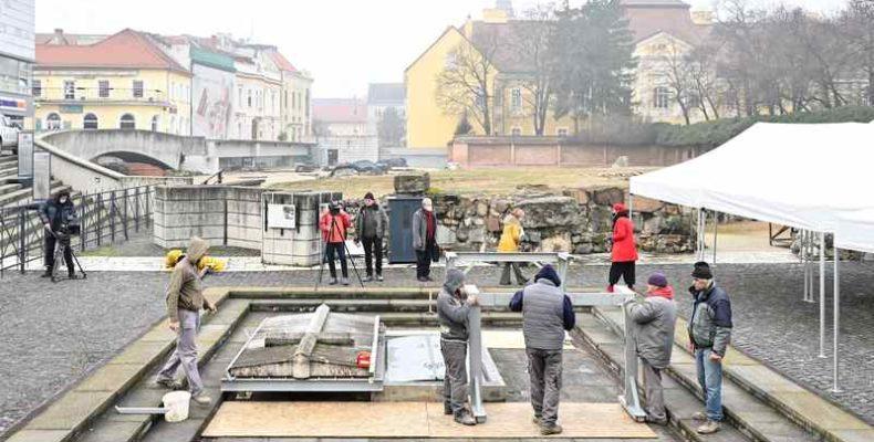 Megkezdődik a Székesfehérváron őrzött királyi maradványok vizsgálata