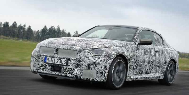 Célegyenesben az egyedi menetdinamika felé: a korszerű BMW 2-es Coupé
