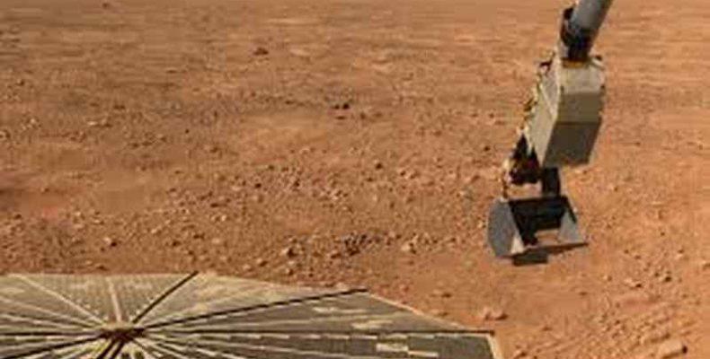 A NASA marsjárója által csinált felvételek megerősítették, hogy a Jezero-kráter egykoron tó volt